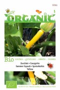 Yellow Courgette - Summer Squash - Organic