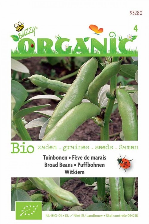 Witkiem Broad Beans
