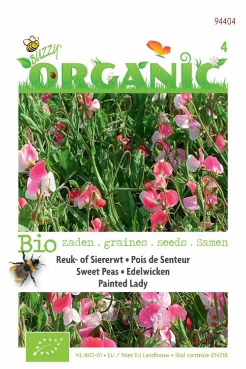 Painted Lady Siererwt Organic Biologische zaden