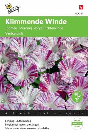 Klimmende winde (Ipomoea) Venice Pink