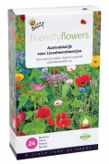 Ladybug Flower Mixture Lady Bugs Flowermix 15m2