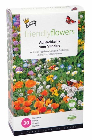 Flower seeds Butterflies Flowermix 15m2