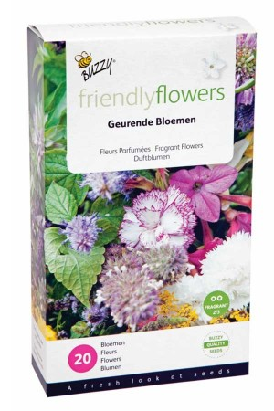 Flower seeds Lovely Scent Flowermix 15m2