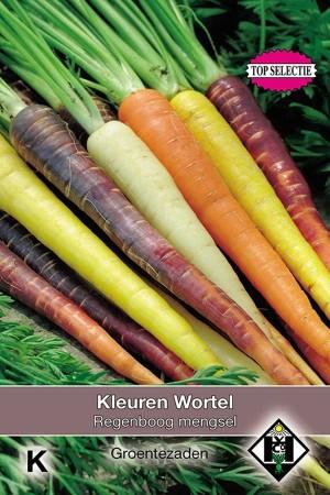 Carrots Regenboog Wortel F1 hybride mengsel