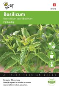 Fijnbladige Basilicum - Basilicum zaden