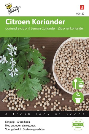 Lemon Coriander seeds