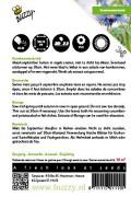 Komkommerkruid zaden