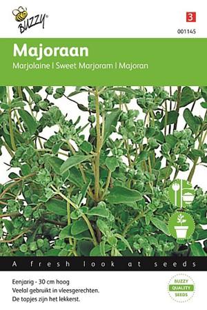 Majoraan - Echte Marjolein zaden