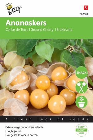 Ananaskers - Kaapse Kruisbes
