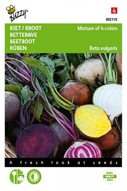 Beetroot 4 color mix