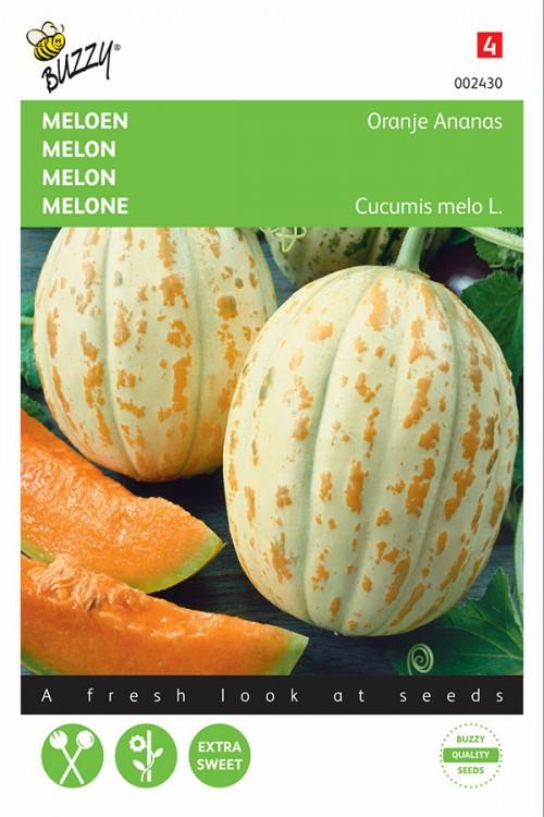 Oranje Ananas - Suikermeloen