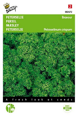 Bravour Curly Parsley seeds