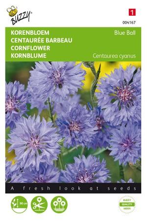 Blue Ball Centaurea...
