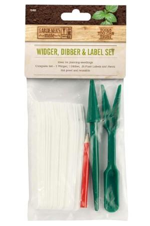 Widger Dibber And Label Set