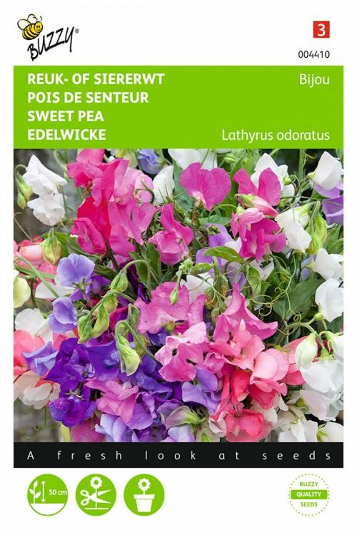 Bijou Lage Siererwt Lathyrus zaden