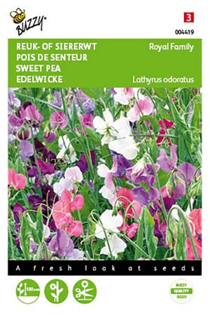 Royal Family Gemengde Lathyrus