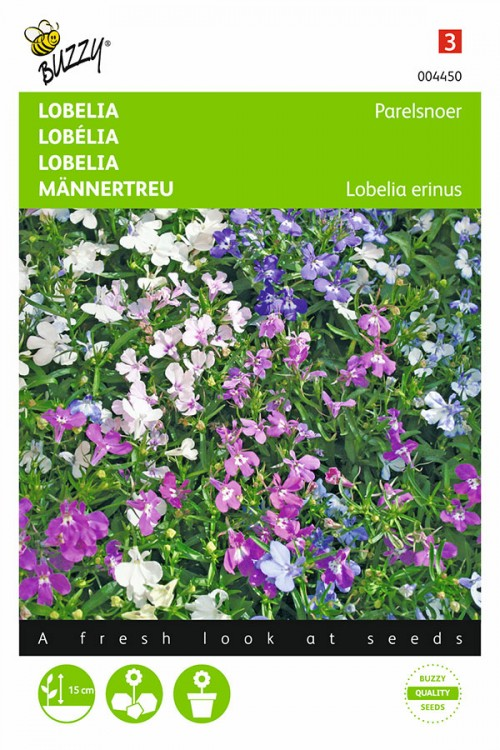 Parelsnoer Lobelia zaden