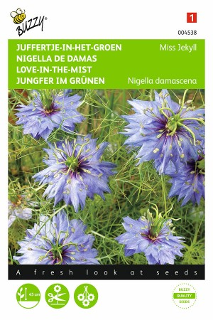 Miss Jekyll - Love in the Mist seeds
