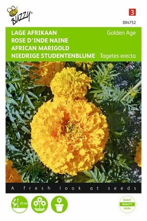 Golden Age African Marigold...