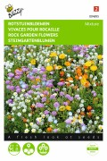Annual rock garden flowers seeds