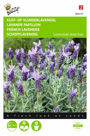 French Lavender - Topped...