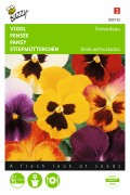 Trimardeau Mixed Pansy seeds