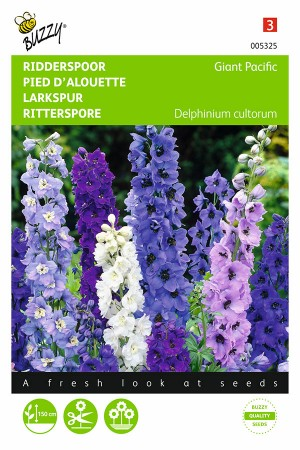 Giant Pacific Delphinium -...