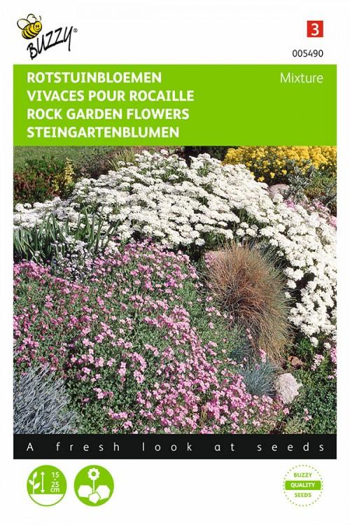 Perennial Rockgarden flower seeds