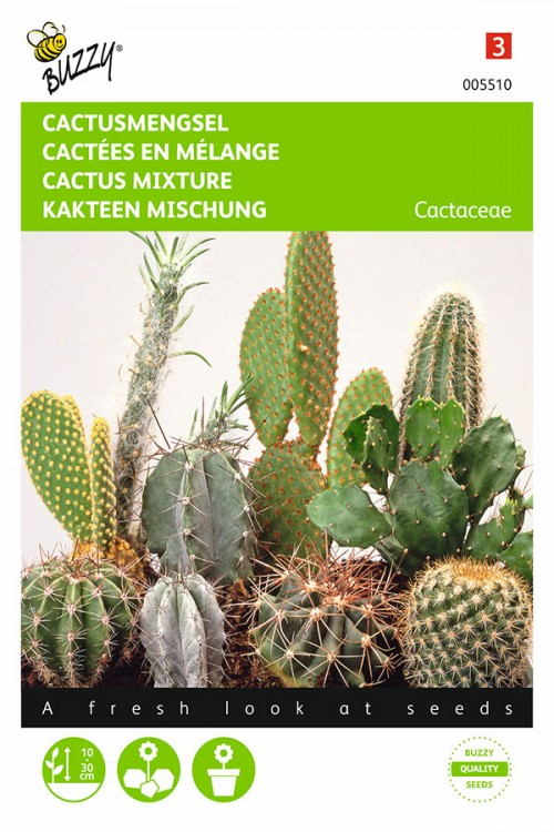 Cacti mengsel - Cactus zaden