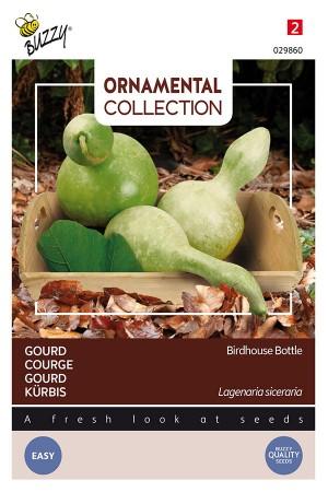 Birdhouse Bottle Gourd