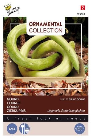 Cucuzi Italian Snake