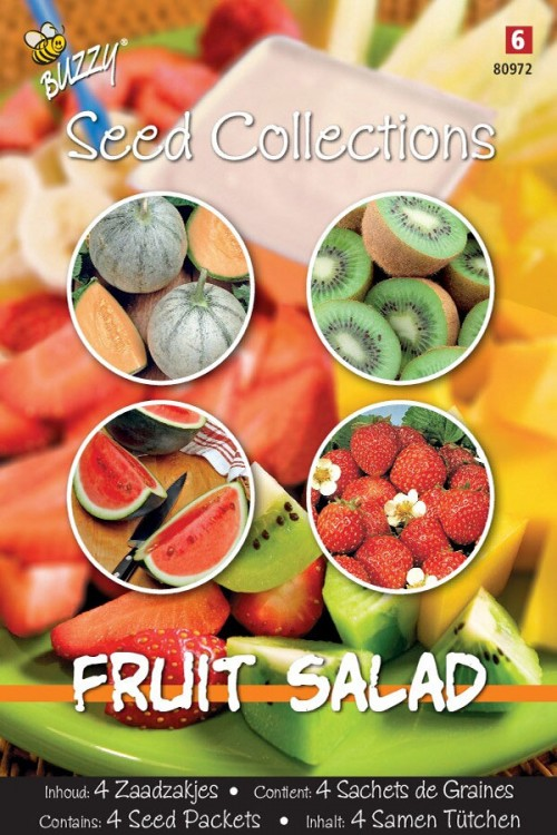 Fruit Salad Mix - 4 in 1