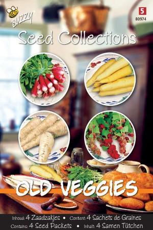Old Veggies Mix - 4 in 1