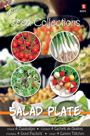 Salade Mengsel - 4 in 1