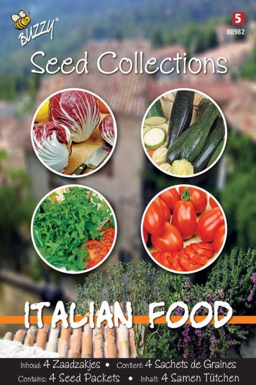 Italiaans Eten - 4 in 1