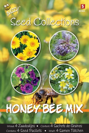 Honey Bee seeds - 4 in 1
