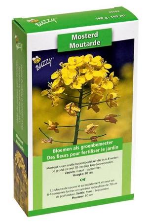 Gele Mosterd zaden -...