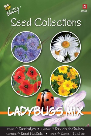 Lady Bug Mix seeds mixture...