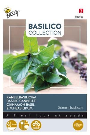 Cinnamon Sweet Basil -...