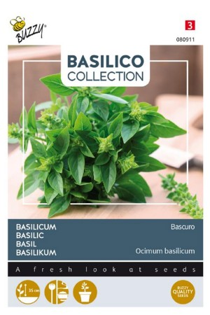 Bascuro Greek Sweet Basil...
