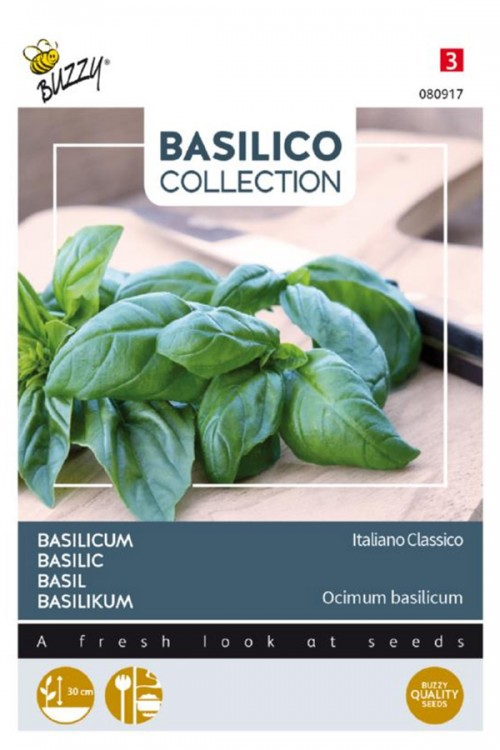 Italiano Classico Sweet Basil seeds