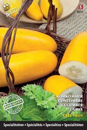 Gele Tros - Komkommer
