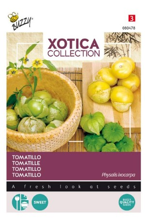 Mexicaanse Aardkers - Tomatillo