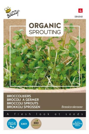 Broccolikers - Organic...