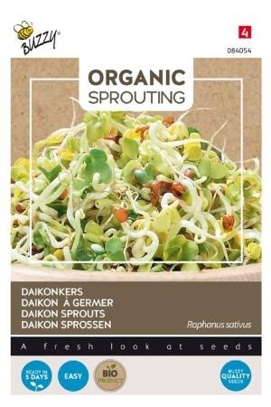 Daikonkers - Organic...
