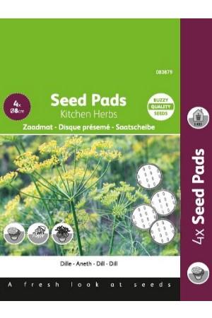 Dill seeds - Seedpads