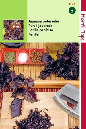 Perrilla Shiso red