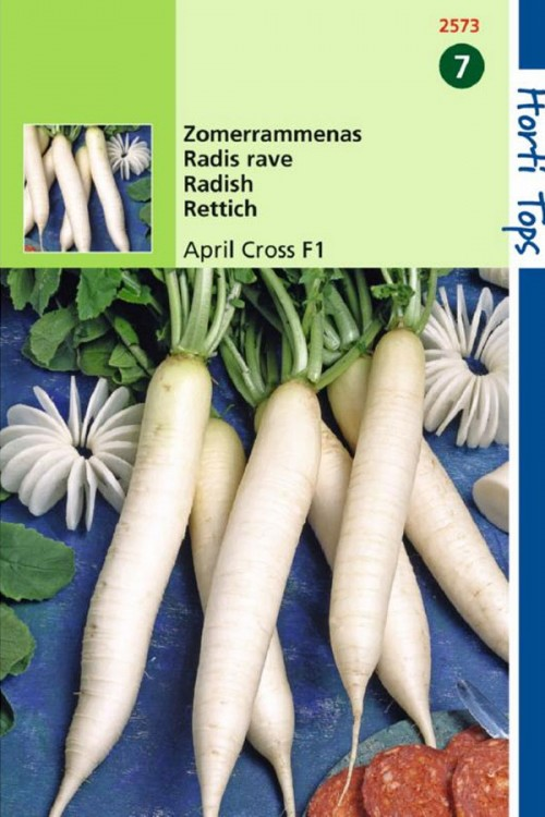 April Cross F1 - rettich daikon