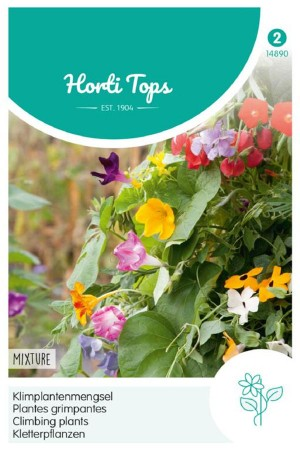 Mixed Climbing Flowers seeds