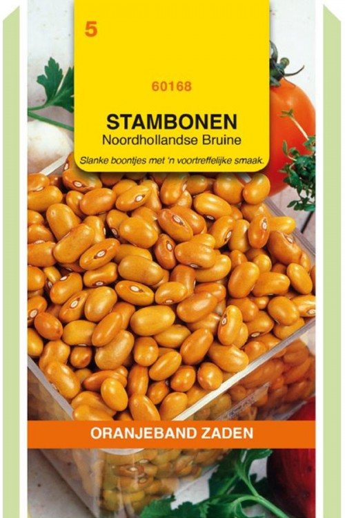 Noordhollandse bruine stambonen